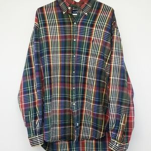 Vintage Ralph Lauren Luxury Flannel